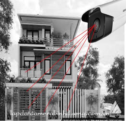 Camera giám sát hồng ngoại thuận tiện giám sát ban đêm